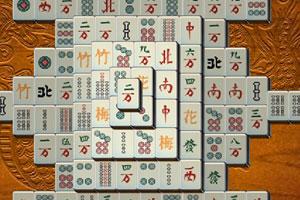 中国麻将连连看小游戏