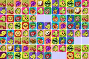 开心水果连连看小游戏