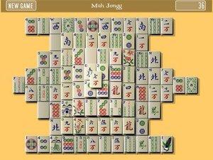 新上海麻将小游戏