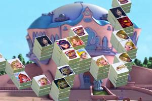 魔法学院连连看小游戏